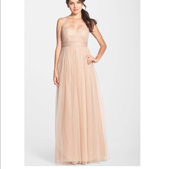 Jenny Yoo Dresses | Annabelle Dress In Cashmere Size 4 | Poshmark